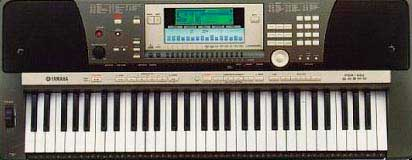 Jackdevelopers blog for Yamaha keyboard i425