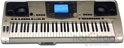 Loading Styles To Yamaha PSR 1000 and PSR 2000