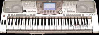 Load external style into Yamaha PSR 2100