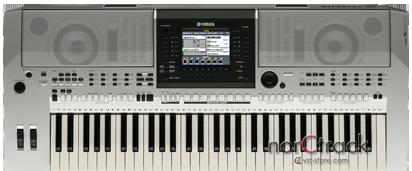 How Use External Styles on Yamaha PSR-s900 / s700