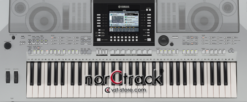 Using external sstyles into Yamaha PSR S910 and s710