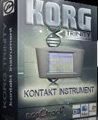 KORG Trinity Kontakt Instrument