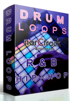 norCtrack R&B Drum Loops