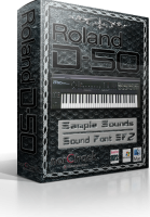 Roland D50 SoundFont SF2