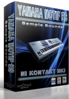 Yamaha Motif ES NKI