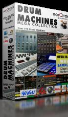 Drum Machines WAV samples