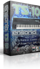 Ensoniq TS10 SoundFont SF2