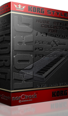 KORG PA Styles Huge Collection