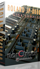 Roland JP-8000 Giga Samples - gig