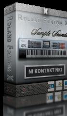 Roland Fantom X NKI
