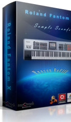 Roland Fantom X6 ReFill