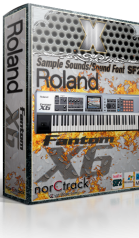 Roland Fantom X6 SoundFont SF2