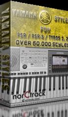 Yamaha Styles PSR , PSR-S, Tyros 60.000 Style Pack