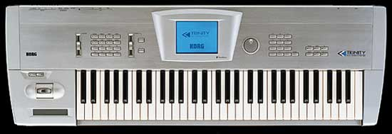 Korg Trinity NKI - norCtrack   Virtual Instruments