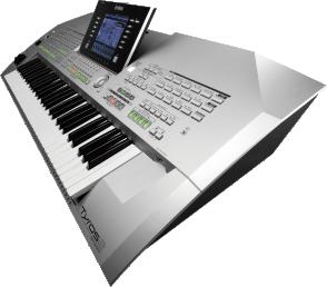 TYROS2 VST - norCtrack   Virtual Instruments