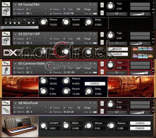 vintage synth vst