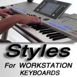 Styles For Workstation Keyboards