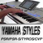 Styles for Arranger Workstations Keyboards - norCtrack