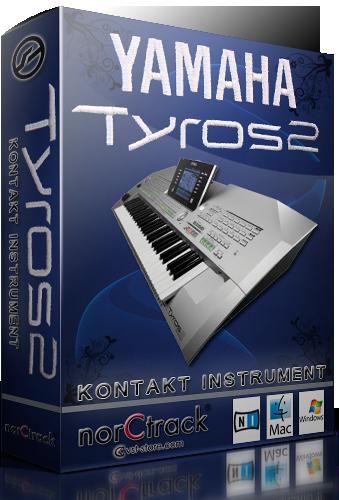 Yamaha Soundfont Library