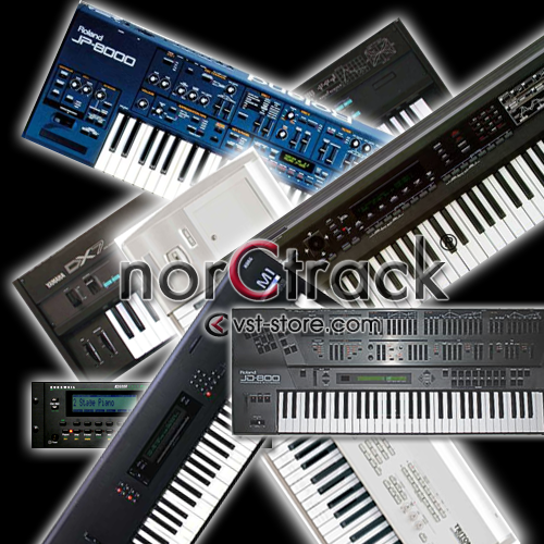 norCtrack vintage synth
