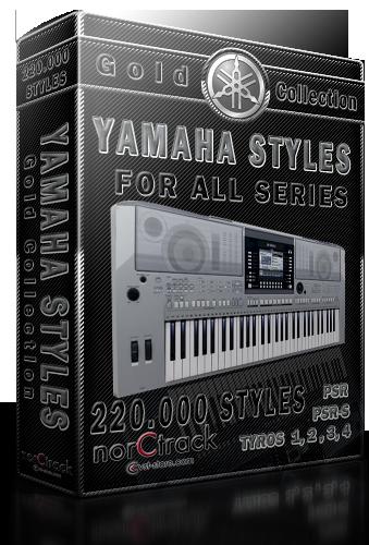 styles yamaha a1000 gratuit