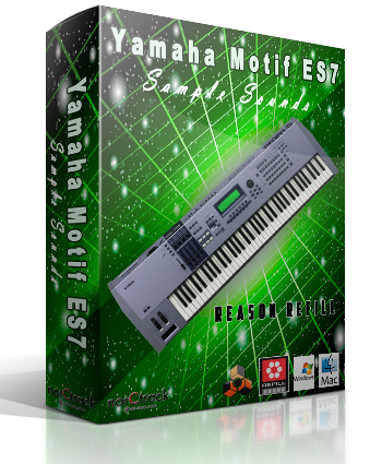Yamaha motif es reason refill norctrack virtual for Yamaha motif sounds download free